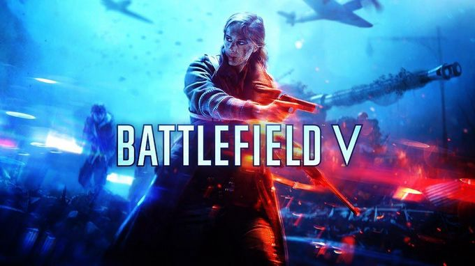 Battlefield 5 (1.0.68) CPY на русском языке
