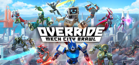 Override: Mech City Brawl (2018) полная версия