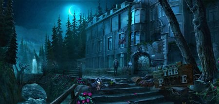 Haunted Hotel 17: Beyond the Page (Collector's Edition) (2018) полная версия