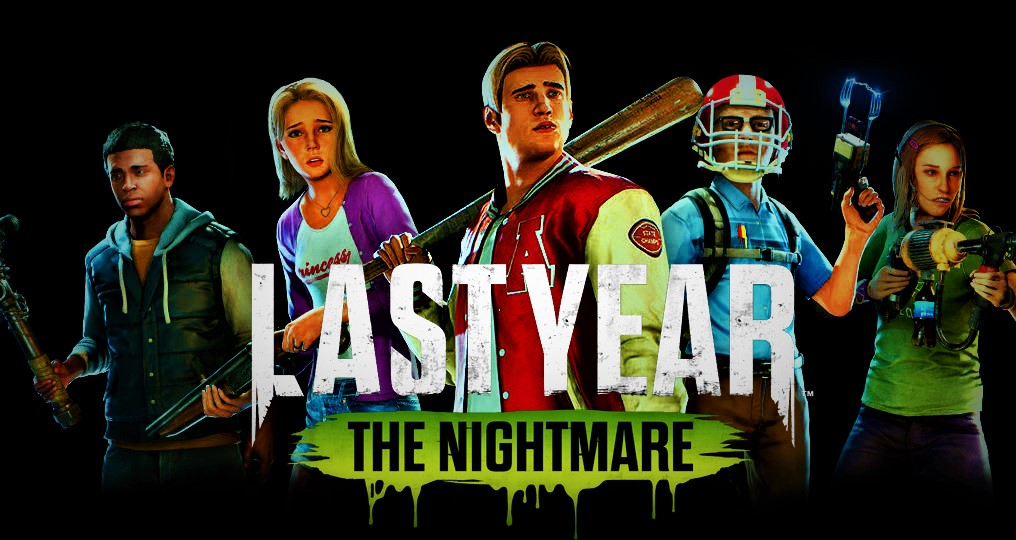 Last Year The Nightmare (v1.0.1) Repack на русском