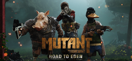 Mutant Year Zero Road to Eden Stalker Trials (v1.06) (RUS) RePack полная версия