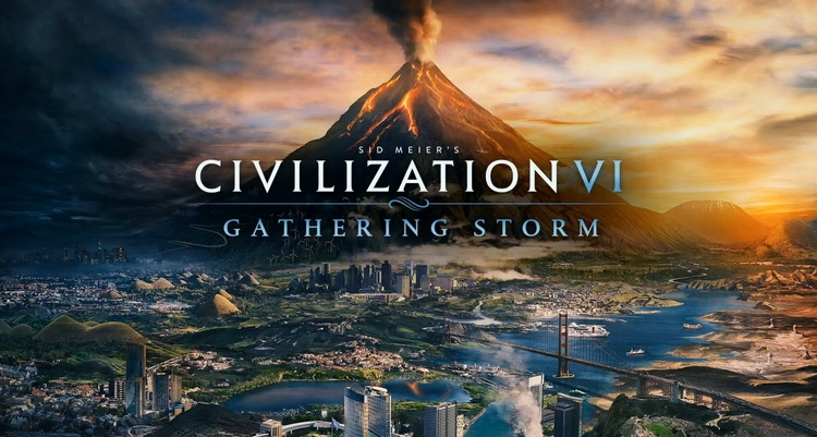 Civilization VI: Gathering Storm DLC (1.0.0.290) Repack на русском языке