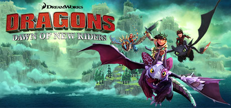 DreamWorks Dragons Dawn of New Riders (2019) (Multi5)