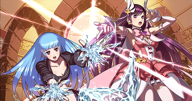 SNK HEROINES Tag Team Frenzy (2019) [Multi 12] PC