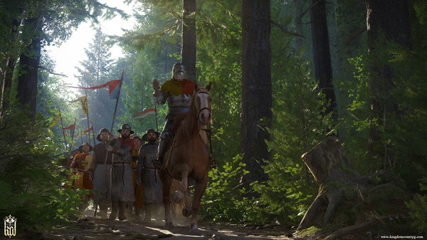 Патч 1.8.2 для Kingdom Come: Deliverance (update)