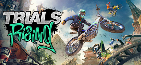Trials Rising - Gold Edition (2019) (RUS) Uplay-Rip