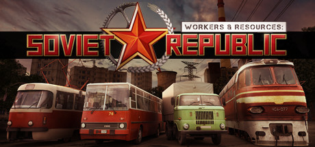 Workers & Resources: Soviet Republic v0.7.3.6 на русском языке