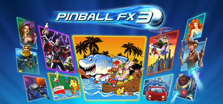 Pinball FX3 Williams Pinball Volume 3 (2019) полная версия