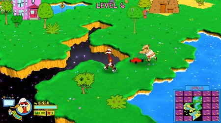 ToeJam & Earl: Back in the Groove! (2019) полная версия