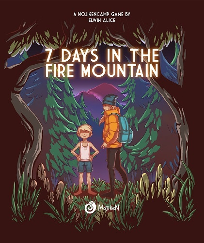 7 Days In The Fire Mountain v1.1.1