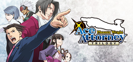 Phoenix Wright: Ace Attorney Trilogy HD (2019) PC полная версия