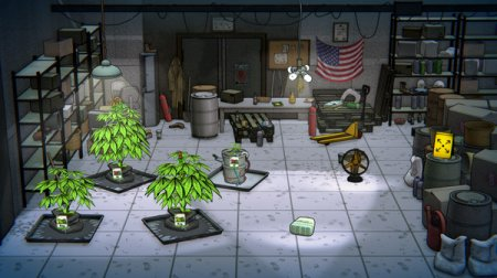 Weedcraft Inc (v1.0) (2019) на русском