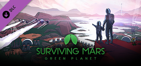 Surviving Mars: Green Planet (2019) (RUS) Репак + DLC
