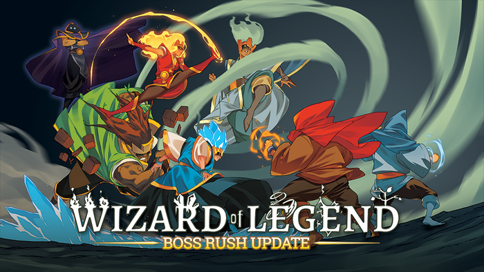 Wizard of Legend v1.121 (Boss Rush) на русском языке