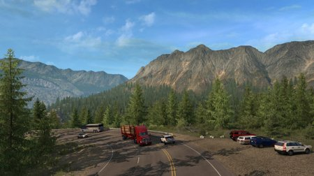 American Truck Simulator - Washington (v1.35) All DLC - Repack хатаб