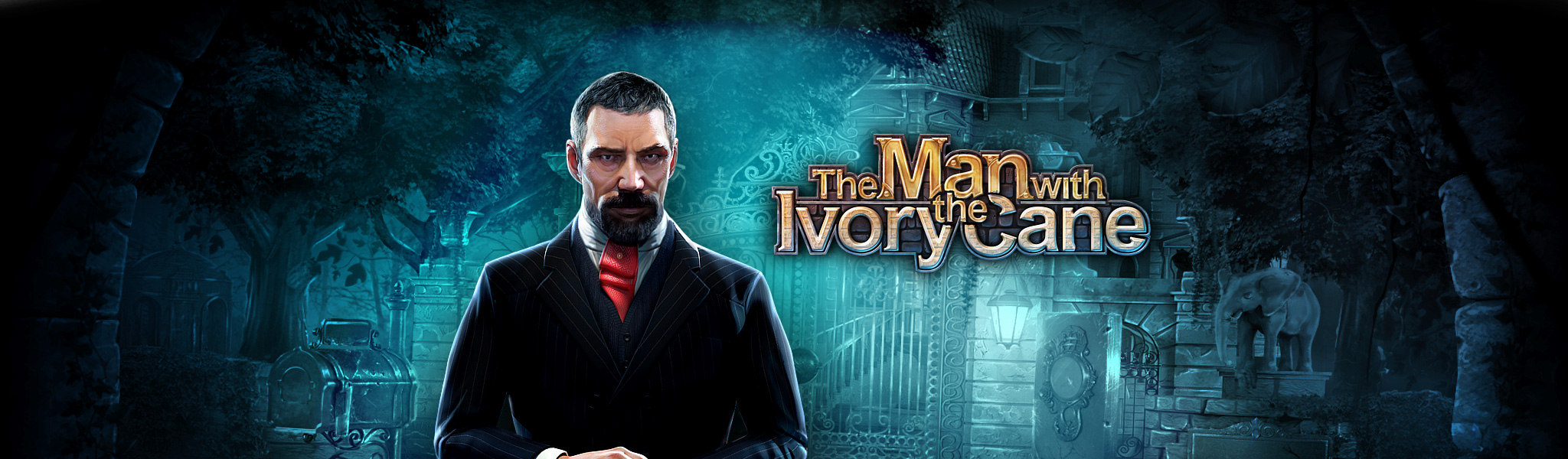 The Man with the Ivory Cane (2019) полная версия