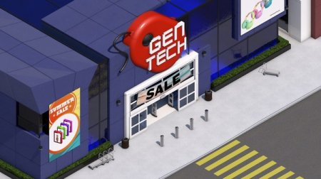 Tech Corp (2019) Early Access