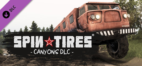Spintires (v1.3.6) Canyons DLC на русском языке
