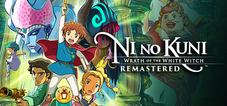 Ni no Kuni Wrath of the White Witch Remastered (2019) на русском языке
