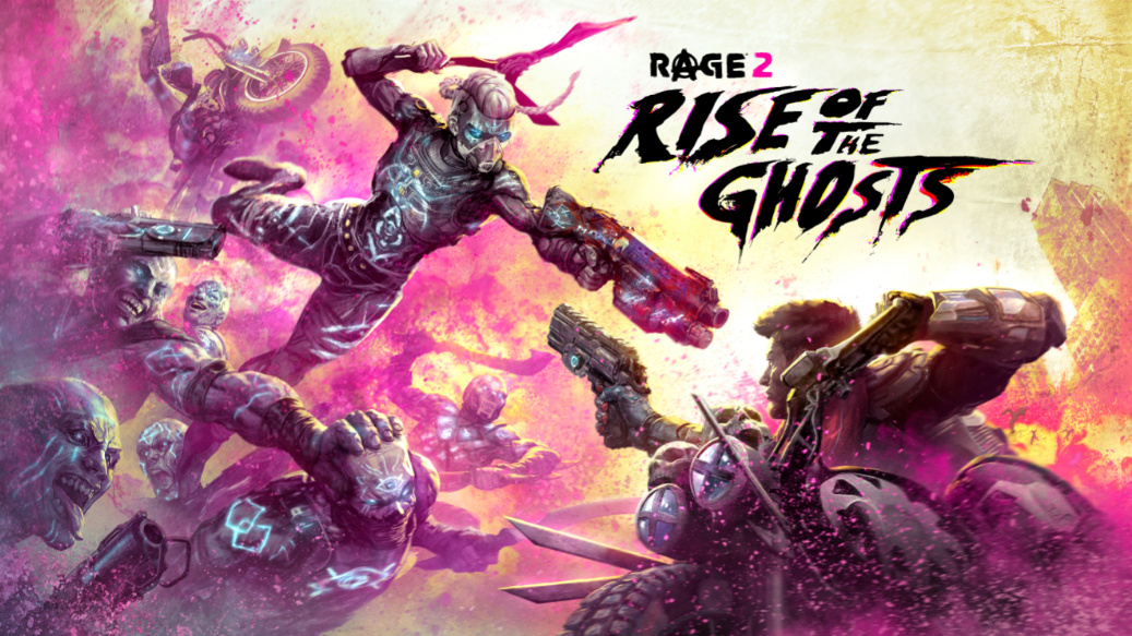 RAGE 2 Rise of the Ghosts (v1.07) DLC на русском языке