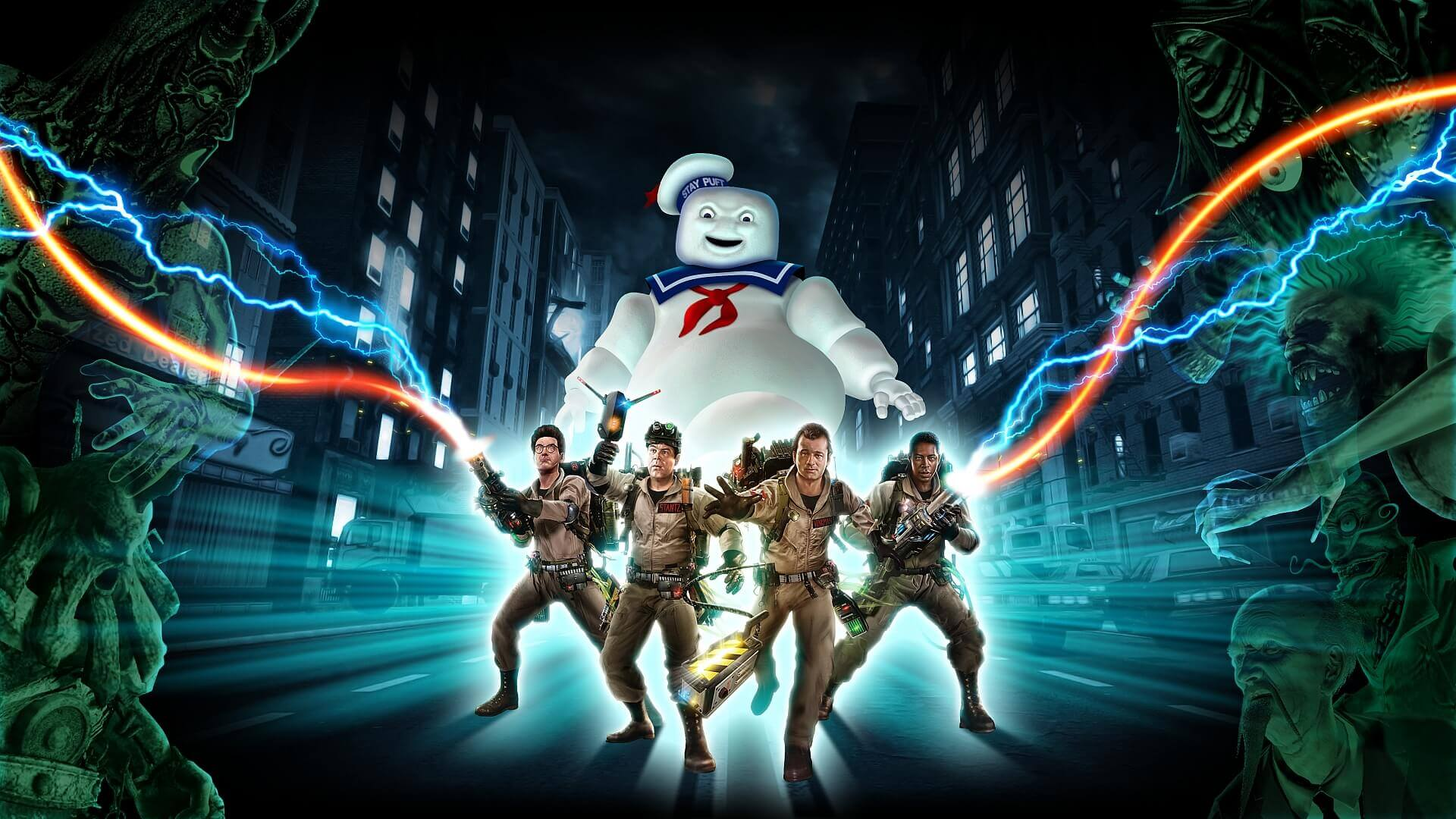 Ghostbusters: The Video Game Remastered (2019) полная версия