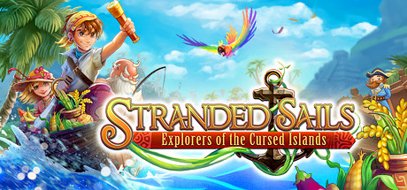 Stranded Sails - Explorers of the Cursed Islands на русском языке