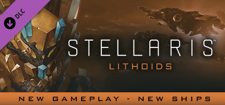 Stellaris: Lithoids Species Pack (v2.5.0) на русском языке
