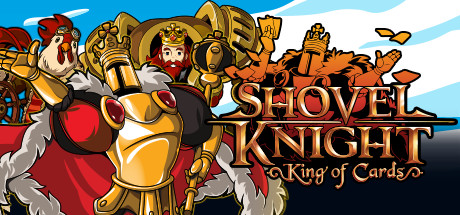 Shovel Knight: King of Cards (2019) на русском языке