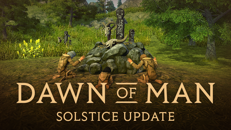 Dawn of Man v1.4.0 (Solstice) (RUS) новая версия