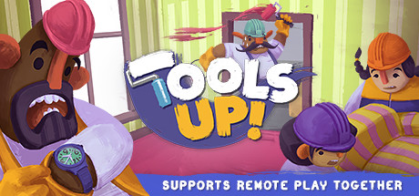 Tools Up (2019) на русском языке