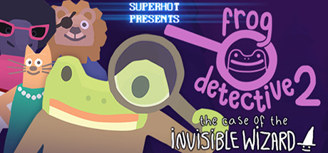 Frog Detective 2: The Case of the Invisible Wizard (полная версия)