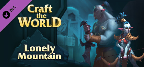 Craft The World - Lonely Mountain (v1.7.00) новая версия