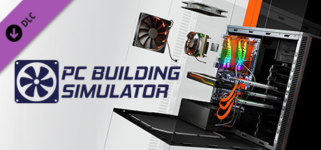 PC Building Simulator - NZXT Workshop (2020) DLC на русском языке