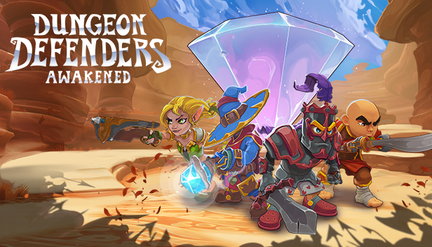 Dungeon Defenders: Awakened (2020) полная версия