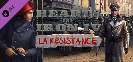 Hearts of Iron 4 La Resistance (2020) DLC на русском языке