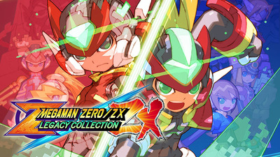 Mega Man Zero/ZX Legacy Collection (2020) полная версия