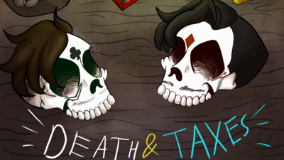 Death and Taxes (2020) полная версия