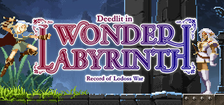 Record of Lodoss War Deedlit in Wonder Labyrinth - полная версия