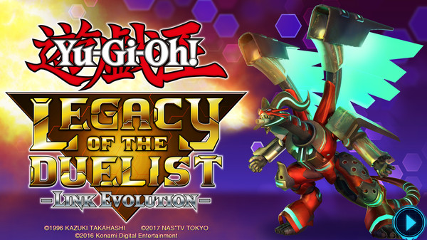 Yu-Gi-Oh! Legacy of the Duelist : Link Evolution (2020) (RUS) полная версия