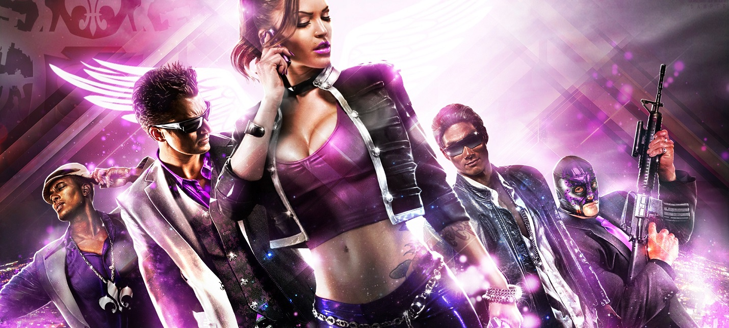 Saints Row: The Third - Remastered (2020) Repack