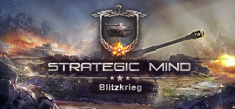 Strategic Mind: Blitzkrieg (2020) (RUS) полная версия
