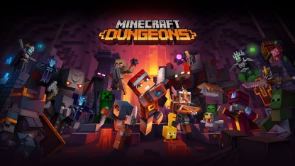 Minecraft Dungeons + DLC Hero Edition (Switch) [NSZ]
