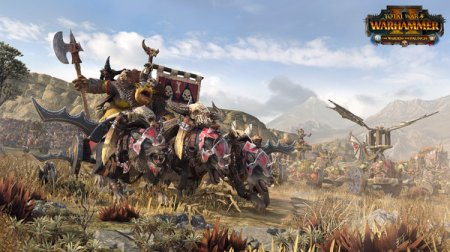 Total War: WARHAMMER II - The Warden & The Paunch (2020) DLC на русском языке