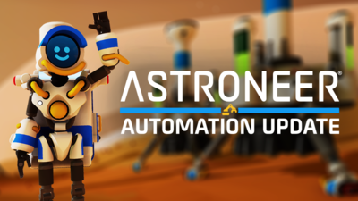 Astroneer v1.13.121.0 (Automation) (2020) - на русском языке
