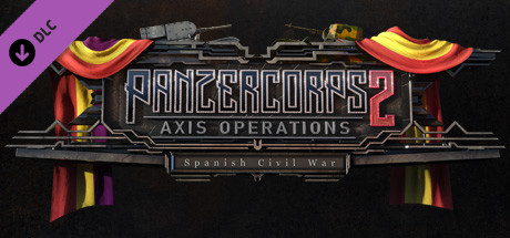 Panzer Corps 2: Axis Operations - Spanish Civil War (2020) на русском языке