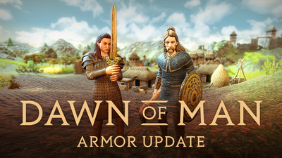 Dawn of Man v1.6 (Armor) (RUS) новая версия