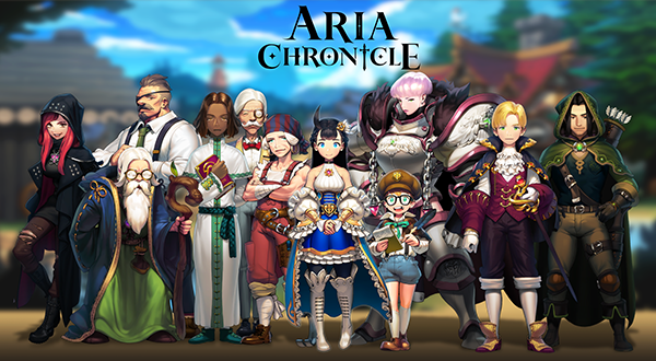 ARIA CHRONICLE (2020) (RUS) полная версия