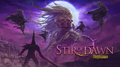 Blasphemous The Stir of Dawn (v2.0.22) на русском языке