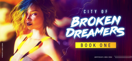 City of Broken Dreamers: Book One (2020) на русском языке