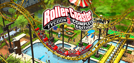 RollerCoaster Tycoon 3: Complete Edition (RUS) полная версия
